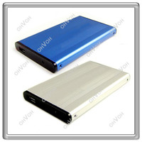 Wholesale 2 quot Sata to USB IDE Hard Disk Drive CADDY HDD Case External Enclosure S9Q AAAAMJ00BK