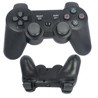 Wholesale New SIXAXIS Wireless Game Controller For PS P S PS3 Retail Package