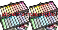 Wholesale Hair Color MPV Colors set Dye Pastel Chalk Bug Rub Soft Fencai Bar sets