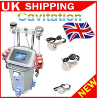 Wholesale New free tax ULTRASONIC LIPOSUCTION CAVITATION SLIMMING MACHINE RADIO FREQUENCY RF BEAUTY f