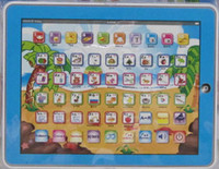 Wholesale Russian language Y pad Children Learning Machine educational learning machine