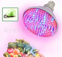 Wholesale Hight quality Built E27 W Blue Red Led Plant Grow Light nm PAR38 freeshipping O182