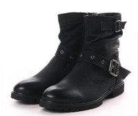 Wholesale New Winter Men s British fashion casual Martin Boots colors Size