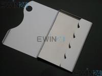 Держатель алюминиевый бизнес Кредитная ID Card Case Название карты Банковская карта Box сумка с белой коробке