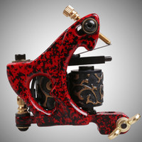 Wholesale Cheap Custom Cast Iron Tattoo Machine Liner Gun With Tattoo Supplies WQ4827