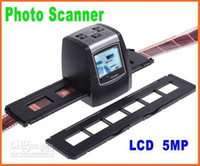 Wholesale 5MP Digital Film Scanner Converter mm USB LCD Slide Film Negative Photo Scanner quot TFT