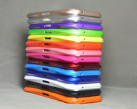 Wholesale Luxury Deff Cleave Alumninum Bumper Frame Case Stoving Varnish for apple iphone G colorful