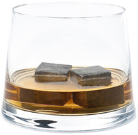 bars gift items - Whiskey stones set whisky rock sipping stone Christmas gift ice cube bar item