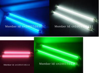 Wholesale 2x quot Car CCFL Cold Cathode Neon Tube Light Lamp Blue Green Red Pink White