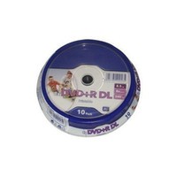 Wholesale 10 Verbatim Blank DVD Disks X DVD R DL GB Dual Layer Printable QQTSM0954
