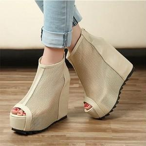 LOWEST PRICE wholesale fashion party shoes women winter boots short boots women's high heels shoes women's