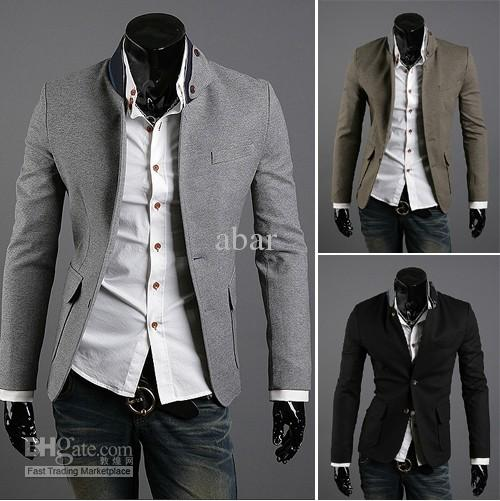 Suit Jacket Men Dress Yy