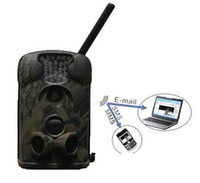 Wholesale Ltl Acorn MM NM Blue LED w External Antenna Top MMS MMS HD IR Hungting Trail Camera