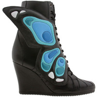 Hot Originals 2012 butterfly wings shoes JS Womens fashion b...