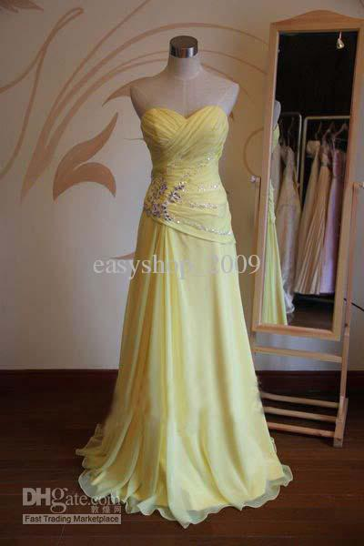 Yellow Childrens Bridesmaid Dresses Uk 40
