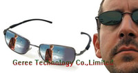 Frameless rear view sunglasses - new super Rear View Rearview Behind sun glasses Sunglasses MonitoMirror minitor