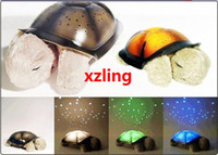 Wholesale 4Pcs Turtle Night Light Stars Constellation Lamp Toy Night Lights