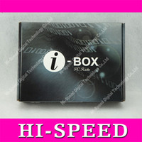 Wholesale Original i BOX Satellite Smart Dongle ibox RS232 DVB S Sharing i box South America
