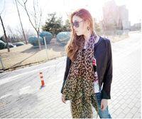 Wholesale Korean autumn and winter long scarf scarves chiffon scarves women