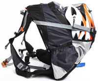 Wholesale Giant Colors Bicycle Bag Mountain Bike Packsack Backpack Road cycling Knapsack With Rain Cover