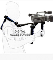 Wholesale DSLR Rig Movie Kit Shoulder Mount for Canon D D Mark II D Sony DSR PD198P