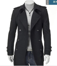 Wholesale Fashion skinny double breasted trench coat overcoat 1312
