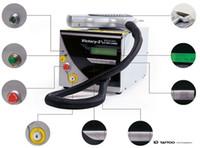 DHL expédition rapide Tattoo Laser enlèvement Machine Sourcils Cleaner rousseur Pigment enlèvement du matériel de soins de la peau Beauté fiscale européenne libre