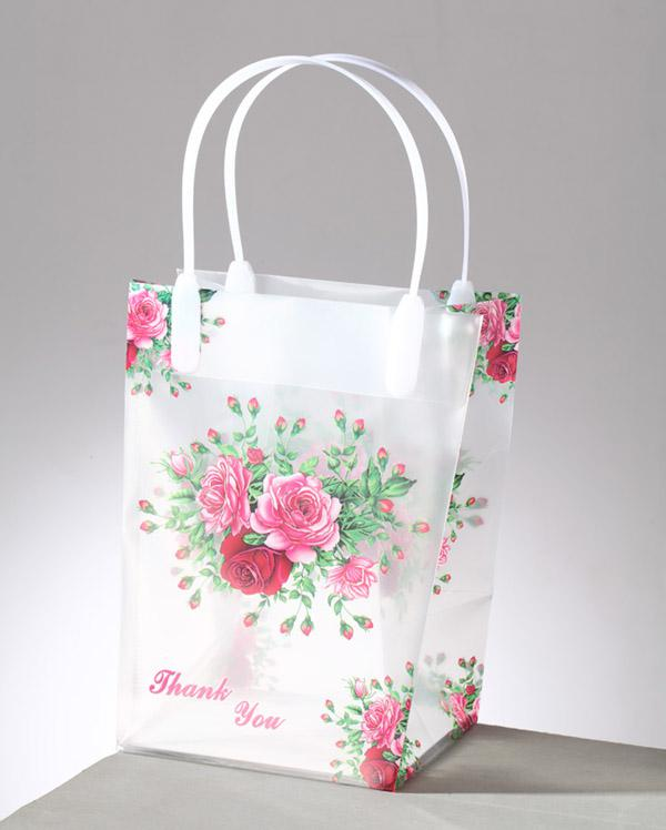 Small Clear Plastic Bags Plastic Gift Bag Clear