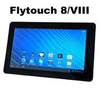 Wholesale 10 inch Boxchip A10 Android Tablet pc Flytouch Superpad VIII GB ram gb Hardisk PB10