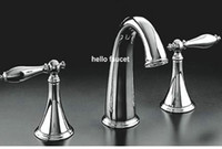 Wholesale faucet luxury set mixer bathroom chrome tap good hr04