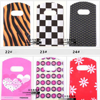 Wholesale pouch Jewelry bag Plastic Bags dot Gift bags handbag necklace bag earring bag bravelet bag Pouches