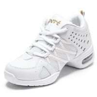 sh - EMS mordern dance design sports shoes water proof and breathable casual air running sh