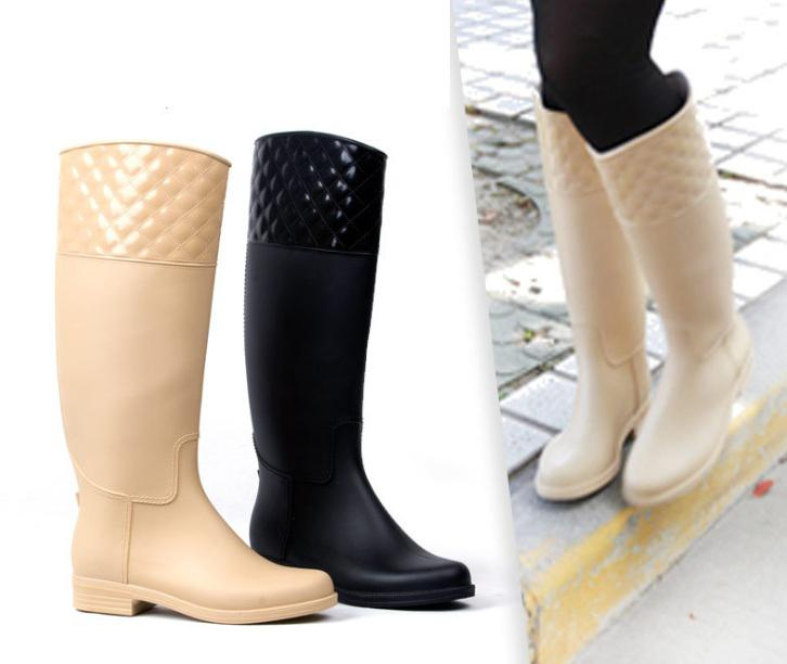 Tall Rain Boots Women - Boot Hto