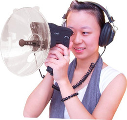 Wholesale Natural Observing Bird Animals Telescope Electronic x Optics Listening and Digital Recording Device Bird Watcher with Headphone