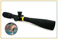 airsoft gun - BSA Deerhunter x44 Side Wheel Focus Mil Dot Rifle Scope Hunting Scope gun sight sniper airsoft scope