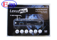 Wholesale Lexuzbox F90 HD receiver DVB C tuner RJ45 port HDMI p cable receiver for Brazil