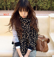 Wholesale Long leopard l star magic deer pattern scarf long scarf shawl colorful scarf mixed