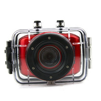 Wholesale Hot Z10 Mini Helmet Waterproof HD Action Camera Sport Outdoor Camcorder DV