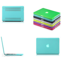 Wholesale For Macbook Case Matt Rubberized Frosted Type Snap on Hard Cover For Macbook inch