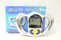 Wholesale Digital Body Fat Analyzer Health Monitor BMI Meter Handheld Tester Calculator