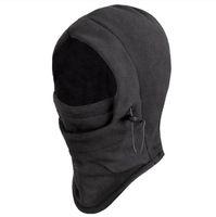 Wholesale Thermal Warm in Balaclava Hood Police Swat Ski Bike Wind Stopper Mask Hats