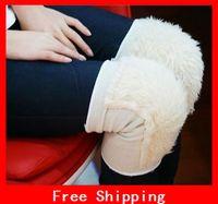 Elbow & Knee Pads   Winter Warm Plush Kneepads Essential Antirheumatic Anti Arthritis Knee Protector For Motorcycle