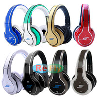 Wholesale Best Selling SMS Audio SYNC by Cent Stereo Headphones Wireless Over Ear High quality