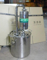 Wholesale D1183 Large capacity home wine brewing device brewing equipment litres distillation Boiler