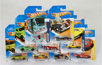 Wholesale 20pcs HOT WHEELS alloy toy kids Model Vehicle mixed order retail packaging seller china dealer