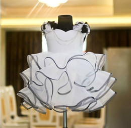 online shopping NEW Beautiful Party dress Cake style princess dress flower girl dress costumed children s clothes