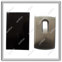 Wholesale S5Q Sliding Stainless Steel Business Name ID Credit Card Case Holder Box Gift AAAAIN