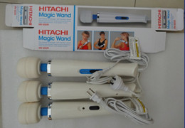 Wholesale New Hitachi Magic Wand Massager AV Vibrator Massager Personal Full Body Massager HV R