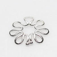 Wholesale christmas SS nipple ring nipple shield nipple piercing body jewelry hot free ship
