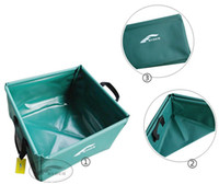 Wholesale BBQ SINK Car camp sink sports sink pack sink foldable universal camp sink